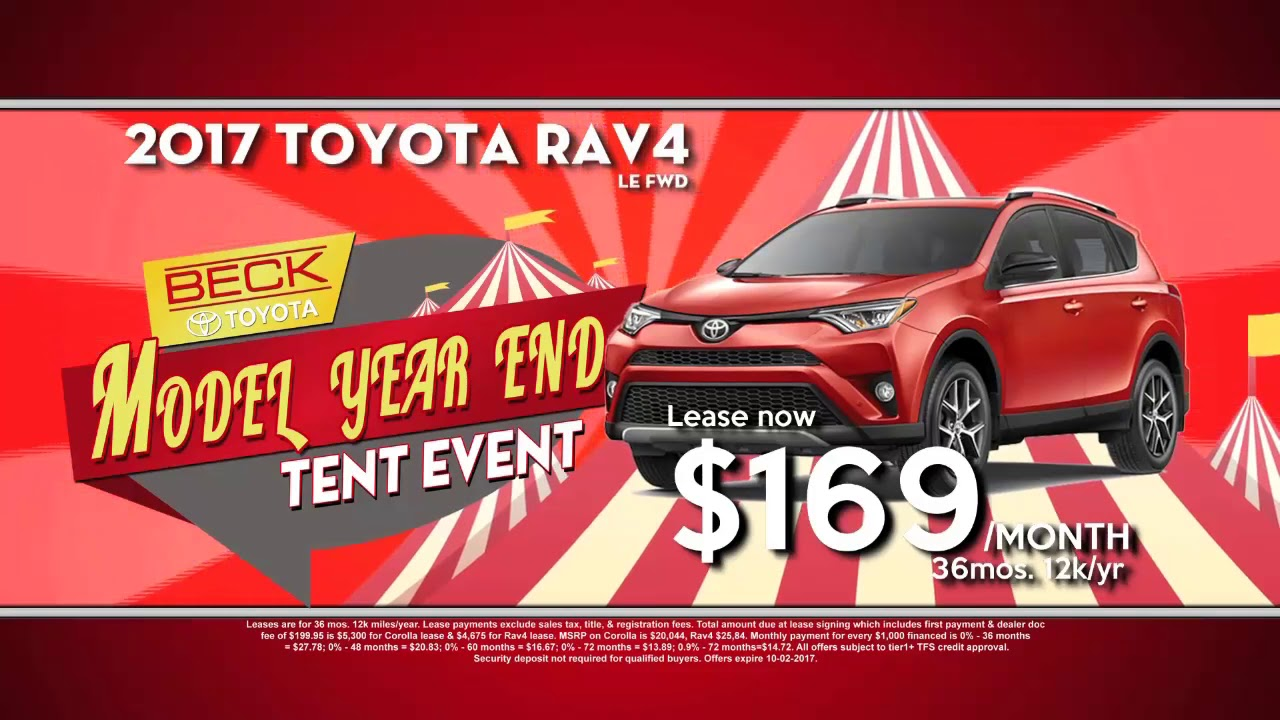 Toyota Dealership Indianapolis >> Beck Toyota Indianapolis Toyota Dealership Youtube