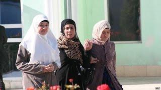 Таджикистан. Февраль 2016. Облава на хиджабы... АВТОР ВИДЕО АРЕСТОВАН МВД. Подробнее в описании.