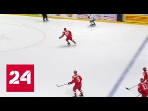 Сборная России установила рекорд на чемпионате мира в Словакии - Россия 24