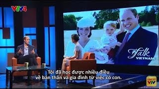 "Documentary 2017 - Prince William full interview to TV Show ""Talk Vietnam"" (November 17, 2016)"