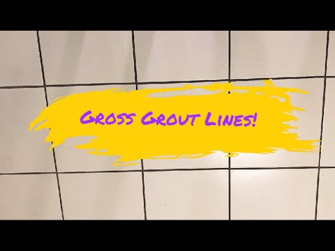 LIFE HACKS with Nikki: Clean Up Gross Grout Lines