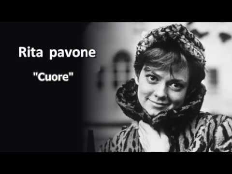 Rita Pavone Cuore Video Karaoke Youtube