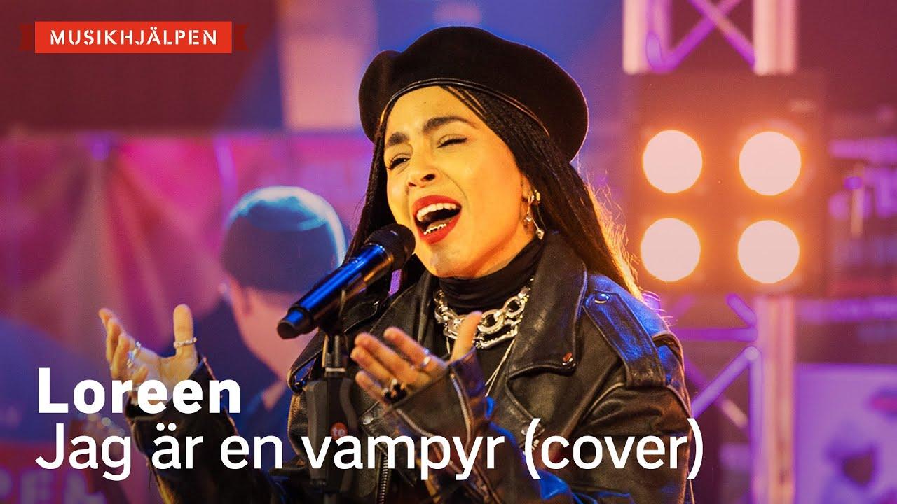 Jag Är En Vampyr Chords