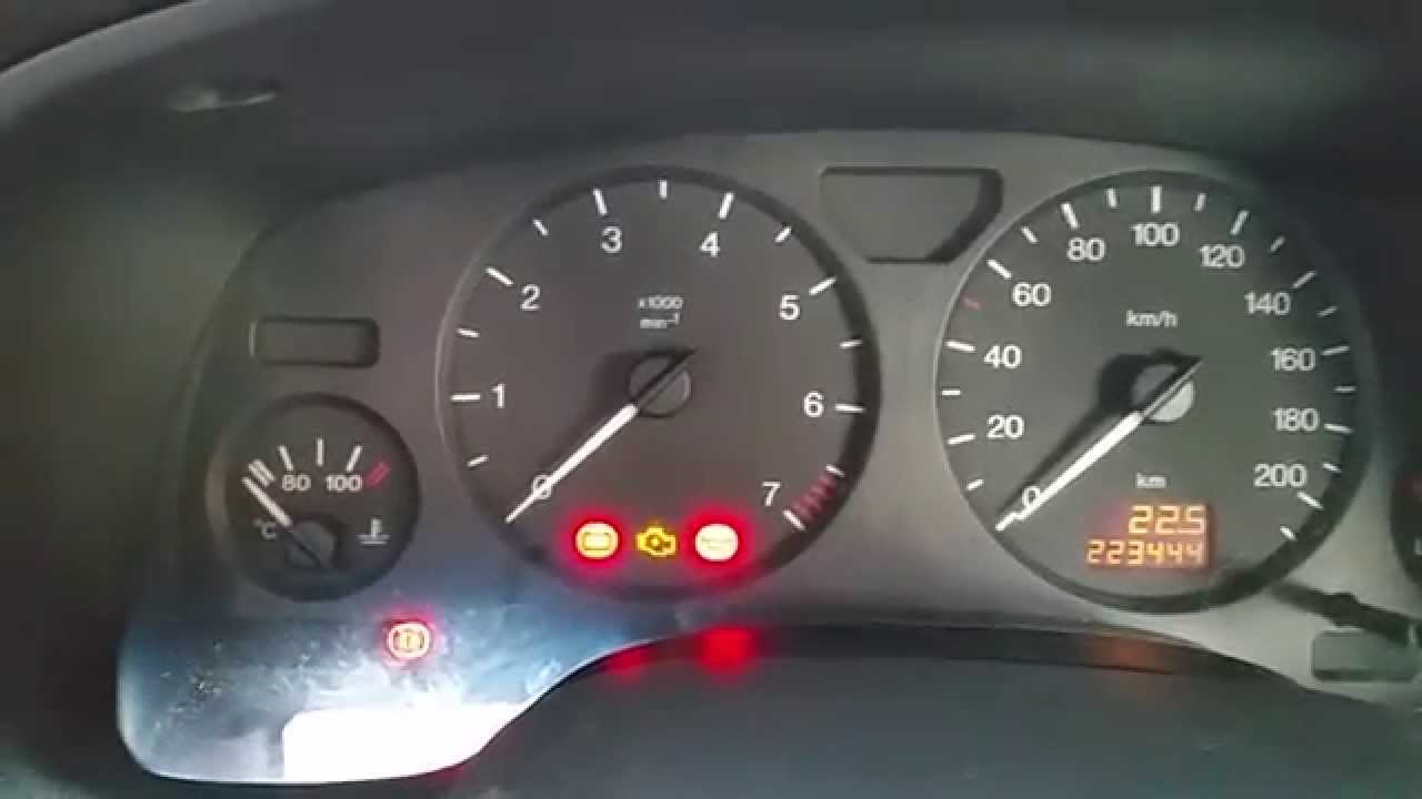 Objawy uszkodzonego sterownika silnika - falowanie obrotów od 68°C - Opel Astra G 1.6 x16xel ...