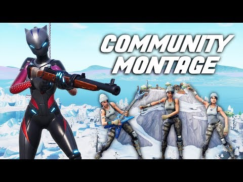 "Fortnite Community Montage - ""UPSIDE DOWN"""