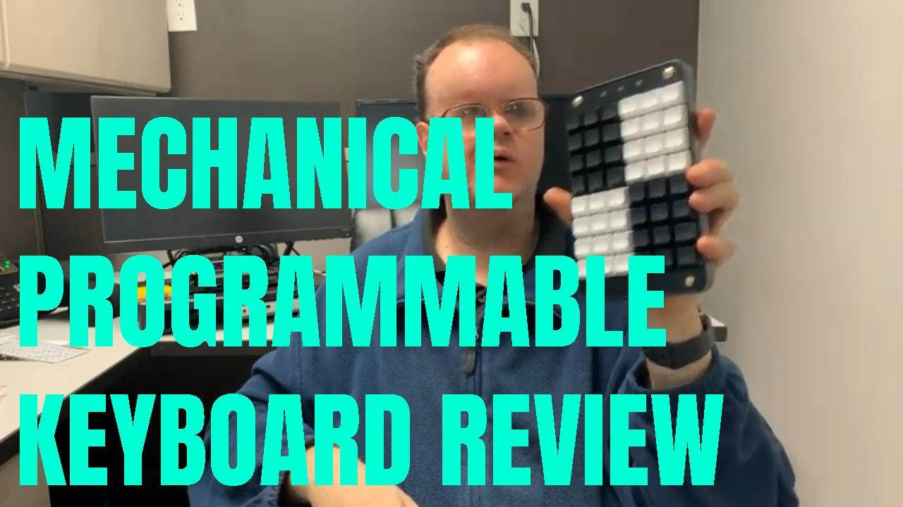 Koolertron Programmable Mechanical Keyboard Unboxing, Review & Demo