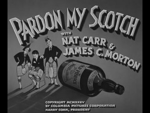 The Three Stooges Review 009 Pardon My Scotch Youtube