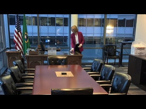 Mayor Jenny Durkan's first full day on the job.