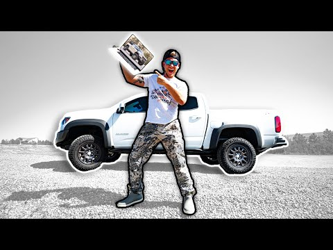 Customizing my NEW TRUCK!! (Sexiest BUILD Ever) - YouTube