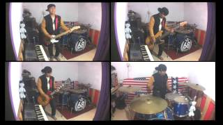 THE RAIN - TERLATIH PATAH HATI ft.ENDANK SOEKAMTI COVERED BY HELMY NEWTRON