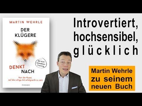 Der Klügere denkt nach: Von der Kunst, auf die ruhige Art erfolgreich zu sein YouTube Hörbuch Trailer auf Deutsch