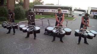 Bluecoats Drumline 2013 - Closer thumbnail