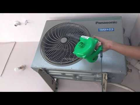 How To Clean Or Service  Split AC