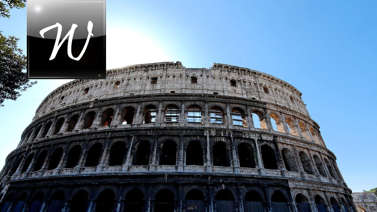 colosseum rome hd youtube