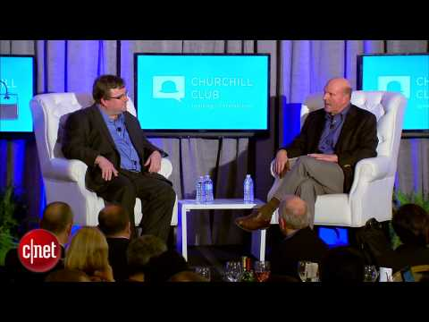 CNET News - Ballmer makes first public statement about Sinofsky's exit