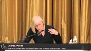 "Chantal Mouffe, ""Democratic Politics and Agonistic Public Spaces"""