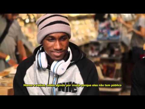 Hopsin - Tears To Snow [Legendado + Review]