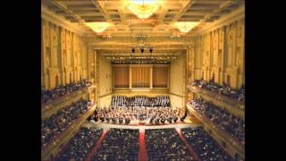 Boston Symphony Orchestra - J.S.Bach Partita in D Minor, Chaconne BWV 1004