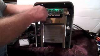 Original 1967 ford Mustang AM radio