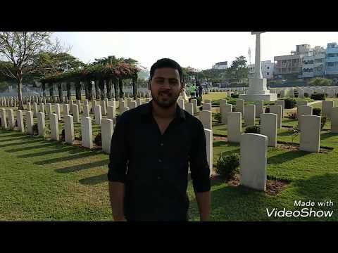 Exploring Chennai |Madras War cemetery | World War 1 & 2 Memorial