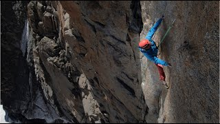 Edu Marin's Race Against Time On Chamonix 8b King Line 'Voie Petite'