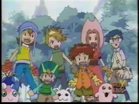 Fox Kids 1999-08-14 Digimon S01E01 And so it begins...