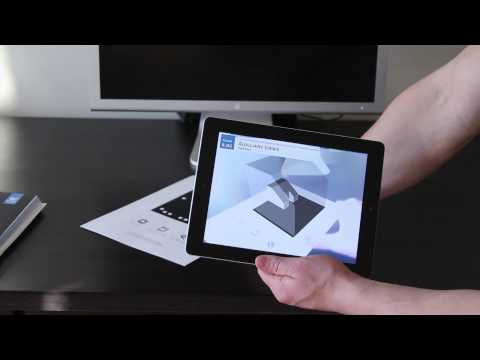 Engineering Graphics with Augmented Reality Using an iPad and Android phone