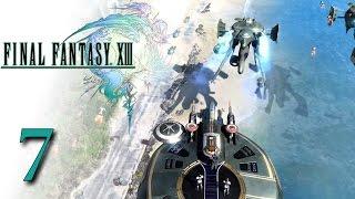 Final Fantasy XIII #7 [Русские субтитры]