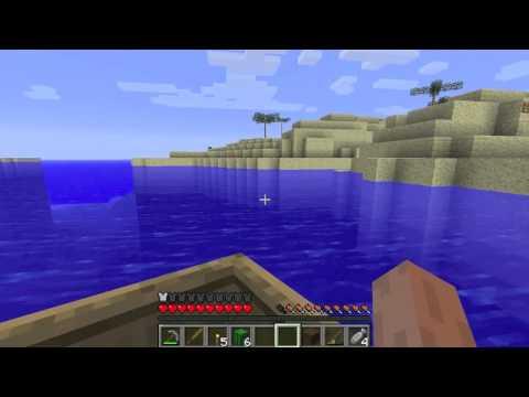 Český LetsPlay | Minecraft: Sunburn Islands 01:Victory monument