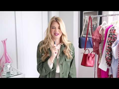 HonestlyKate Vlog: Episode 9 - Spring Edit with ShopBop