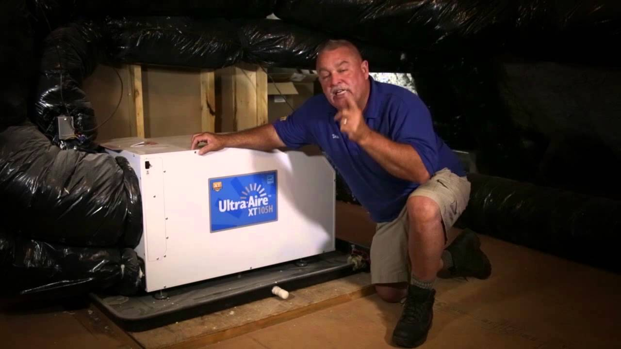 Ultra Aire And Dehumidification Youtube