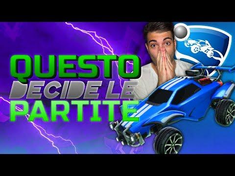 QUESTO fa VINCERE o PERDERE! | Rocket League ITA gameplay 2v2 Classificata thumbnail