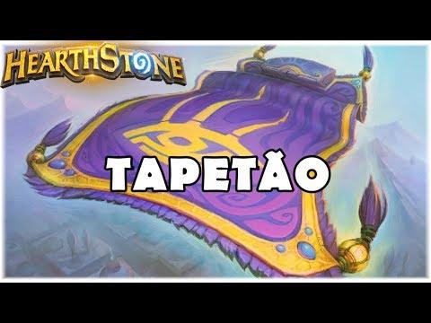 HEARTHSTONE - TAPETÃO! (STANDARD ZOO WARLOCK)