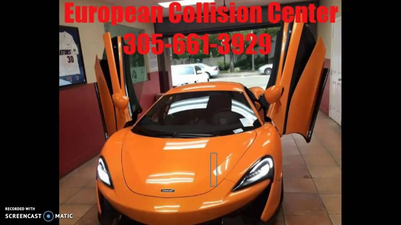 South miami 39 s very own european collision center auto for South motors collision center miami fl