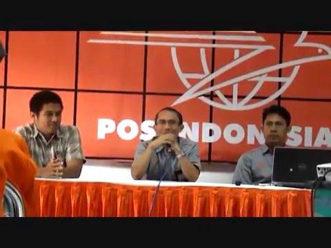 kunjungan industri politeknik pos indonesia 2016 (PT. POS INDONESIA)