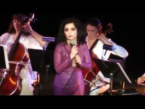 Björk - Come To Me (Vulnicura Live)