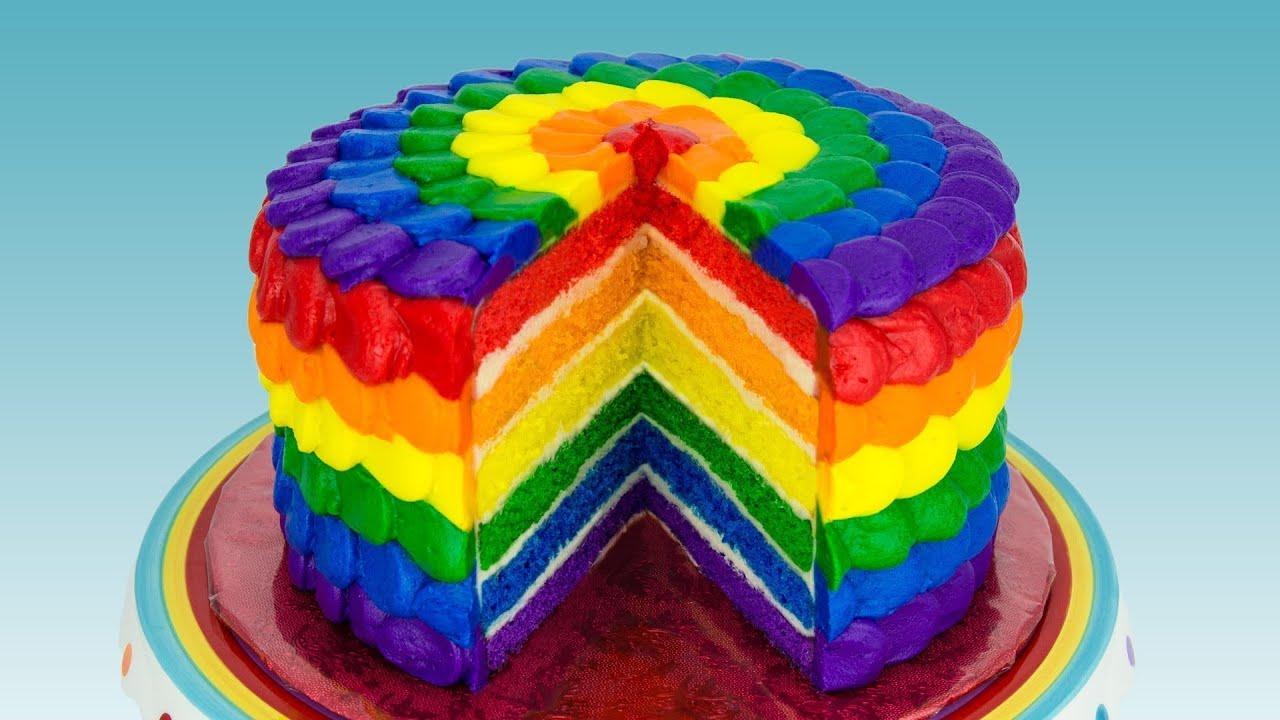 Cake Design Tropical Recette