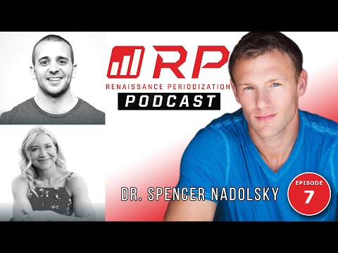 RP Strength Podcast EP 7 - Dr. Spencer Nadolsky - Diet And Health