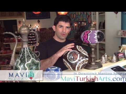 Mavi Turkish Arts & Coffee Shop Manitou Springs Colorado Shop