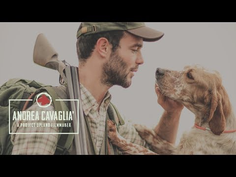 Bird Hunting in Italy - Andrea Cavaglià - Project Upland Filmmaker