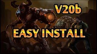 Easy Install Brutal Doom V20b Zandronum
