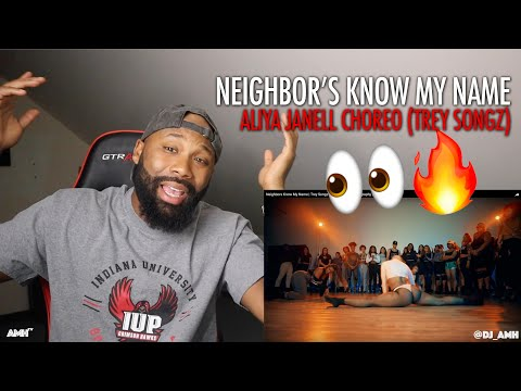 Neighbors Know My Name | Trey Songz | Aliya Janell Choreography | Queens N Lettos | REACTION