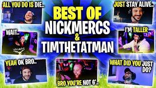 The FUNNIEST Fortnite Duo EVER?! Best Moments Of NICKMERCS & Timthetatman