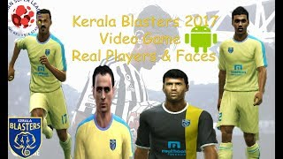 ISL Android Game 2017 With Real Faces (KBFC)