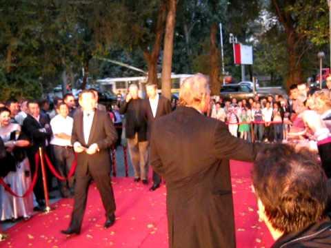 Kevin Costner in Almaty - Eurasia Film Festival - 26.09.2010 Кевин Костнер Алматы