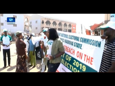 INEC Takes Voter Education Campaign To Kaduna Communities |Politics Today|