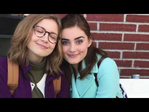 BFFriday: Meg Donnelly Spills On BFF Bebe Wood