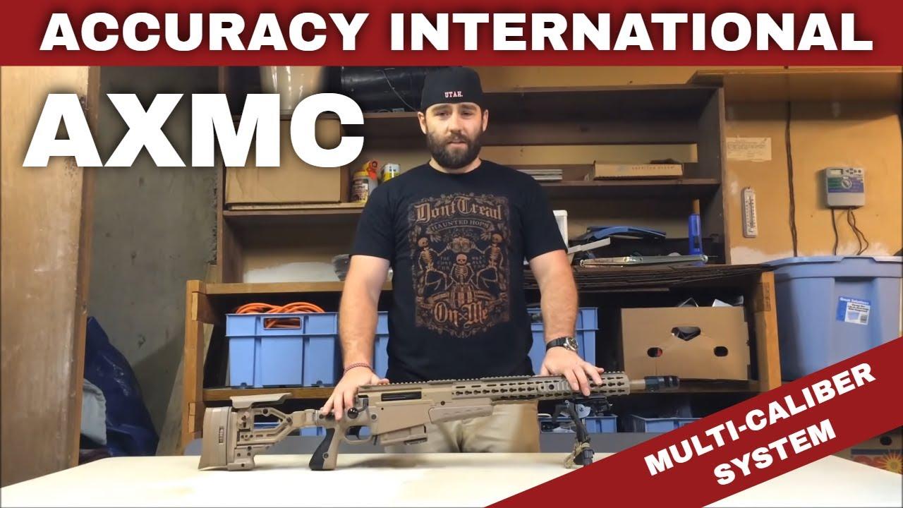 Accuracy International AXMC – Quicklock Barrel System | HIGH