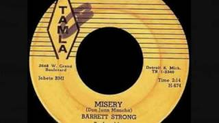 Barrett Strong - Misery