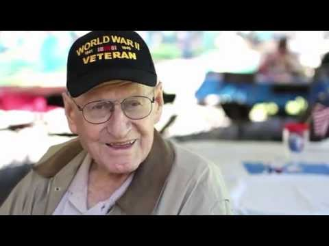 WW2 Veteran Interview Battle of the Bulge